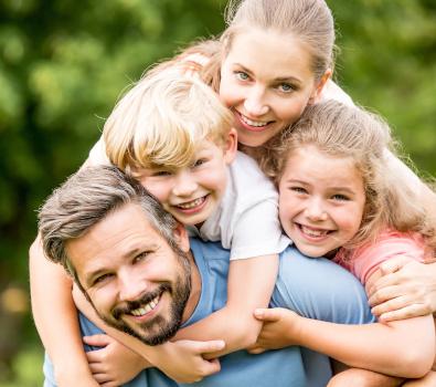 Continentale Zusatzversicherung Heilpraktiker für die ganze Familie
